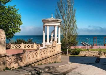 Почти три тысячи туристов посетили Феодосию с начала года