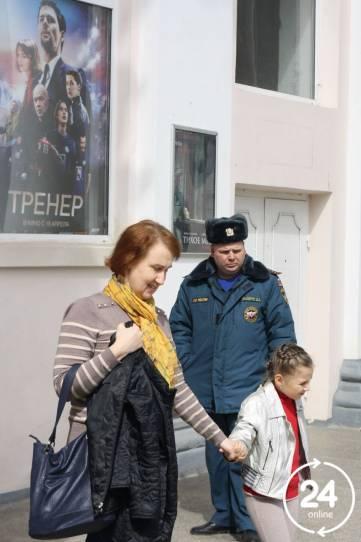 Пожар в кинотеатре «Крым»