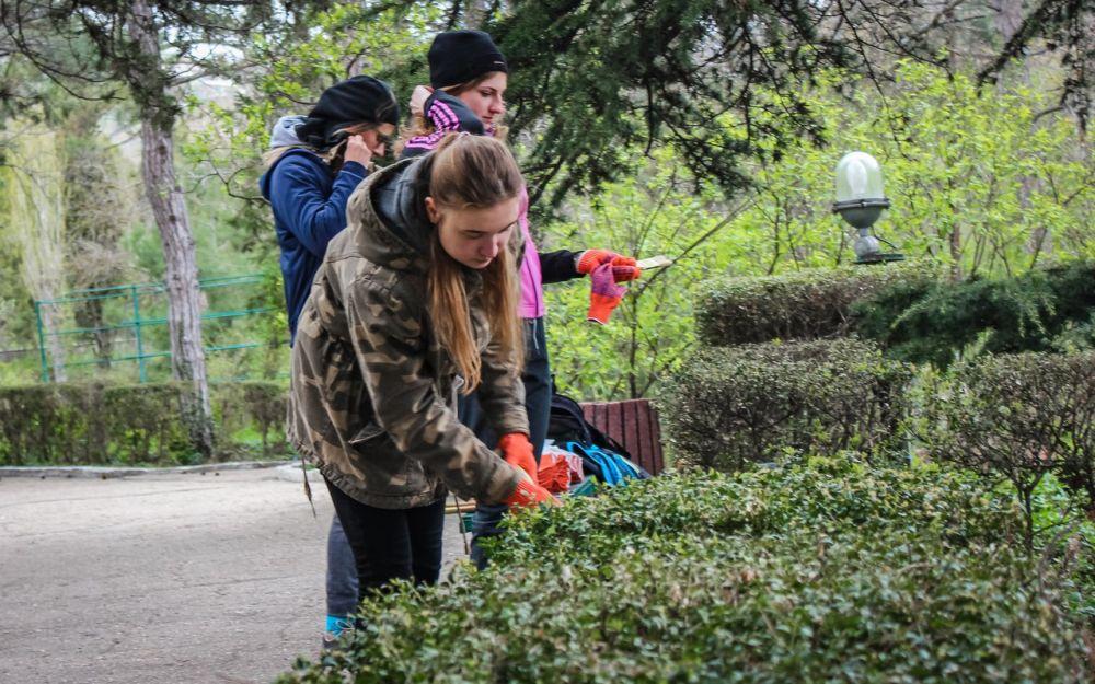 Крымский волонтерский проект вышел в финал национальной премии «Хрустальный компас»
