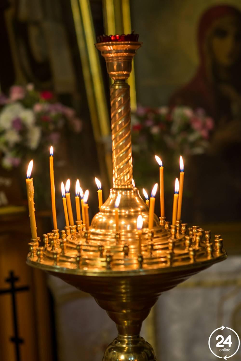 Светлая Утреня и Божественная литургия