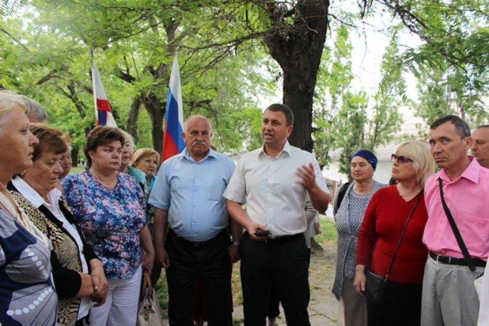 В июне Феодосия отметит девятилетие пикета