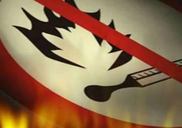 Чрезвычайная пожарная опасность сохранится в Крыму до вторника