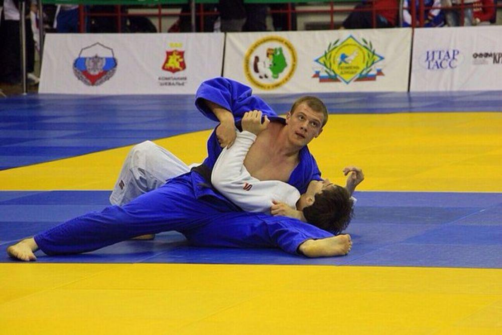 Феодосийский дзюдоист стал мастером спорта России и вошел в состав сборной Крыма