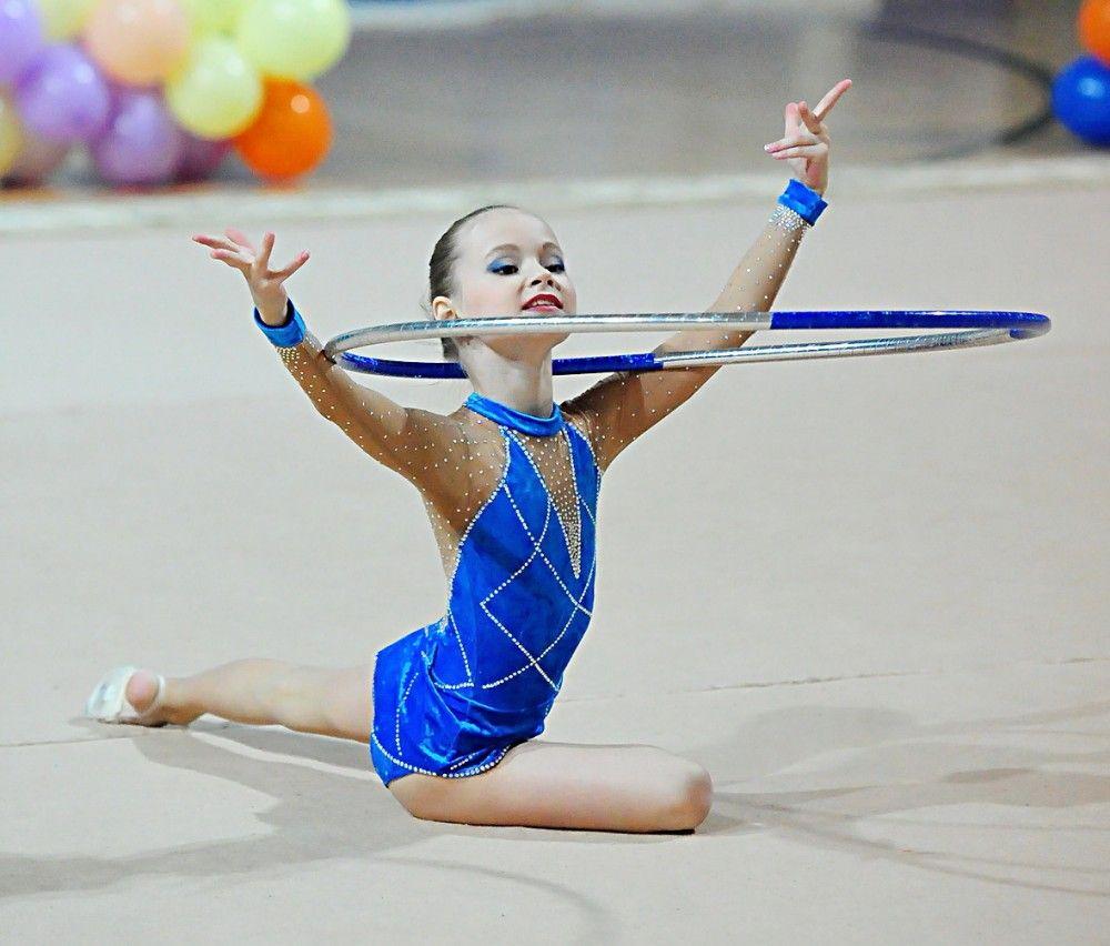 Феодосийские художественные гимнасты заняли одиннадцать призовых на международном турнире