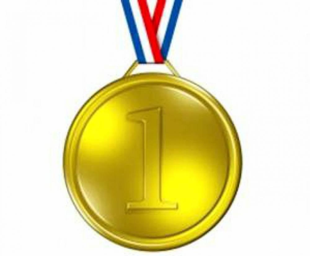 Шесть золотых медалей