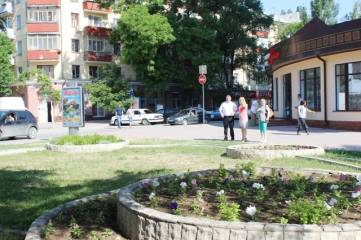 Памятник установят ко Дню города