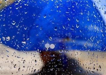 В Крым идут дожди и похолодание