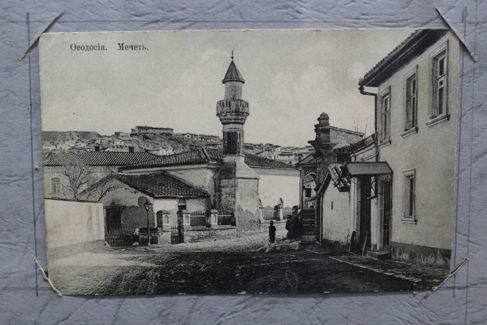 Мечети Феодосии
