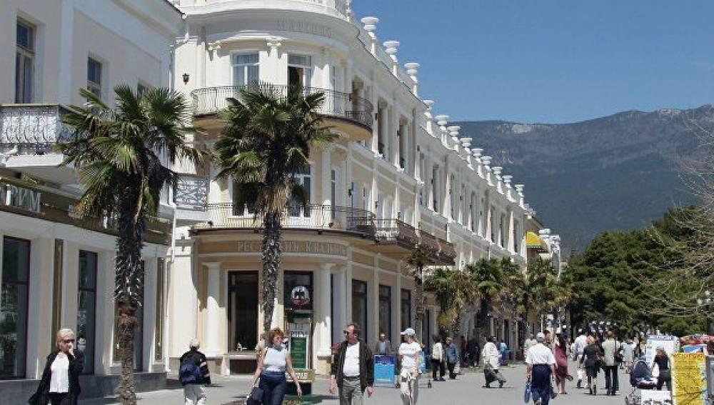 В Крыму озвучили цены на отдых в майские праздники