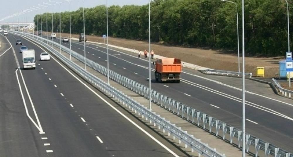 Дорога к Крымскому мосту со стороны Кубани готова к открытию рабочего движения