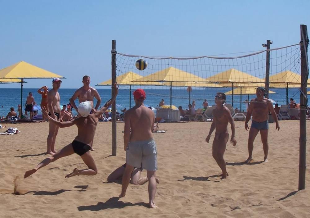 В Феодосии состоится турнир по пляжному волейболу