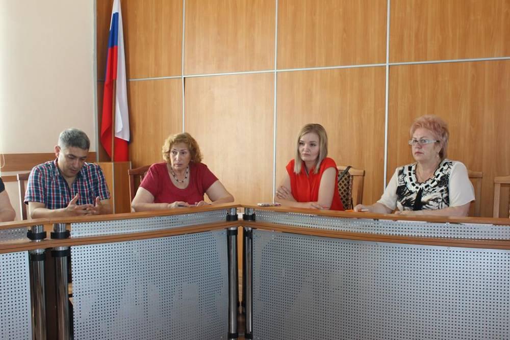 Заседания общественного совета Феодосийского муниципального округа