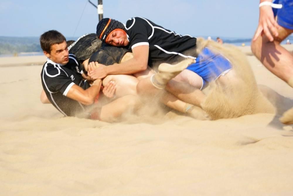 В Феодосии состоится чемпионат Крымского федерального округа по пляжному регби