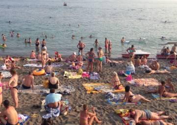 Пляжи Феодосии — вопрос острый