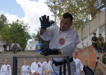В Феодосии состоится парад единоборств