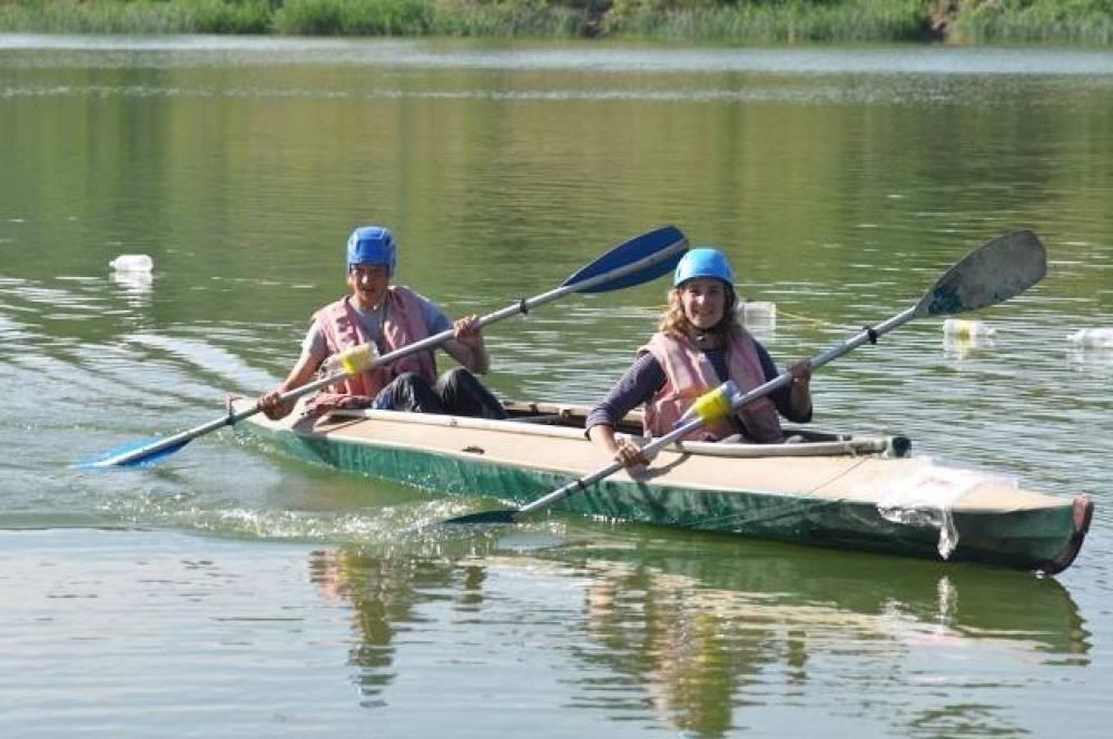 В Феодосии состоялся четвёртый чемпионат по технике водного туризма