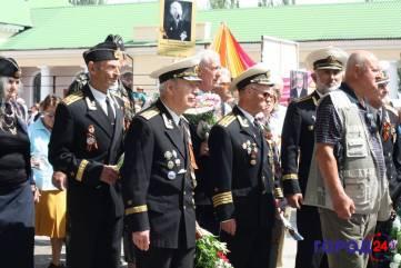 Бессмертный полк прошел по Феодосии