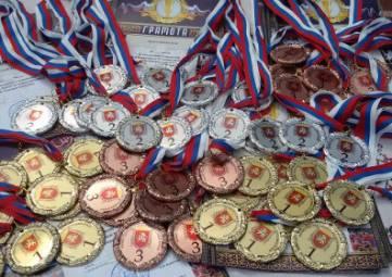 Легкоатлетические соревнования ко Дню Победы состоялись в Ялте