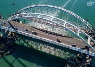 На подходах к Крымскому мосту будут работать эвакуаторы