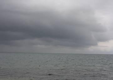 В Феодосии переменная облачность
