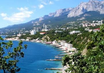 Крымские города вошли в ТОП-10 российских курортов, популярных у туристов