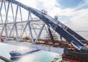 Крымский мост откроется 16 мая (дополнено)