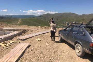 В Коктебеле проверяют законность застройки холма