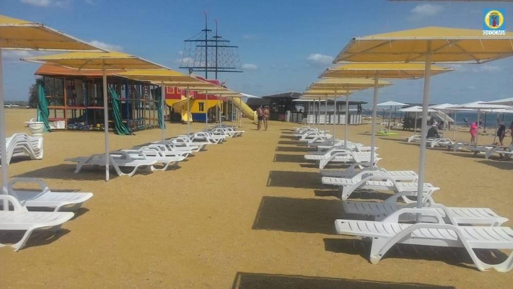 Более 500 специалистов РСЧС будут обеспечивать безопасность на крымских пляжах