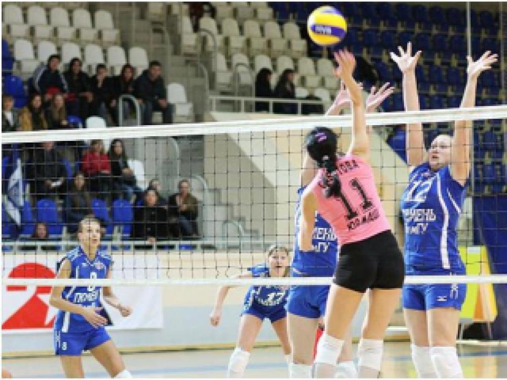 В Феодосии состоится два волейбольных турнира