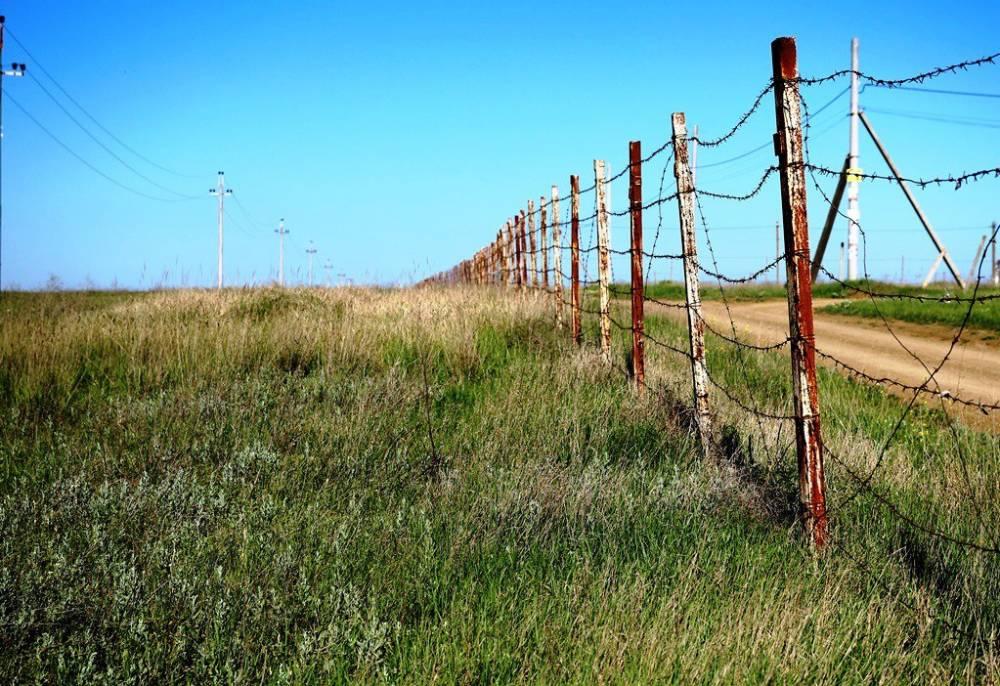 Крымская степь