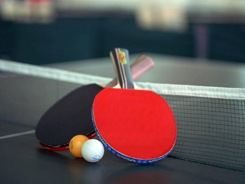 В Феодосии турнир по настольному теннису