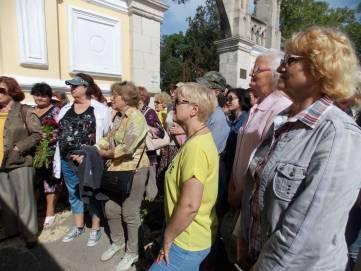Более полсотни феодосийцев побывали на кладбище