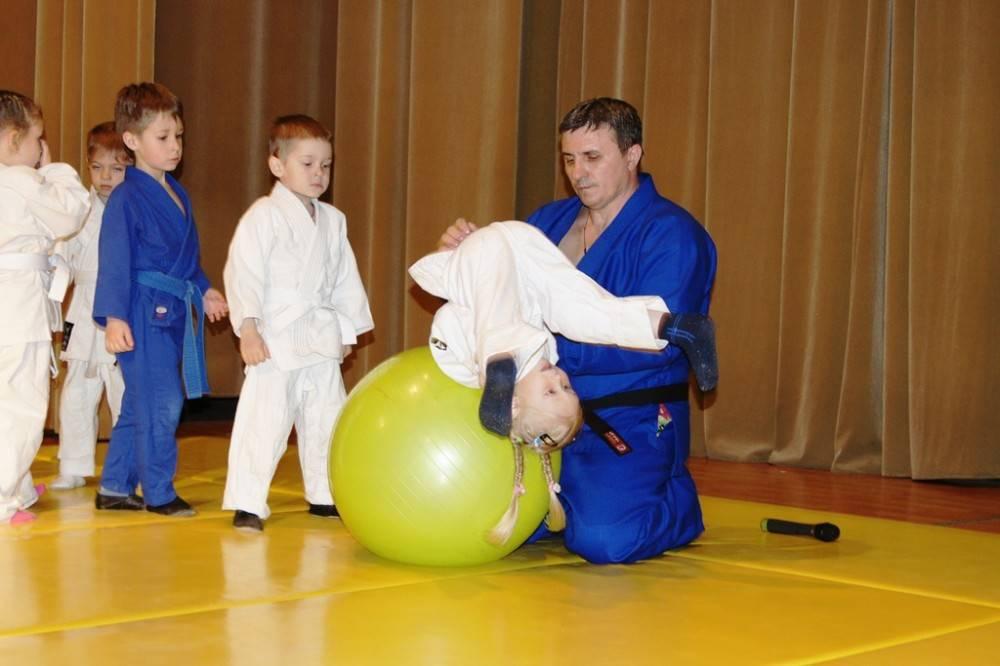 В Коктебеле состоится фестиваль детского дзюдо