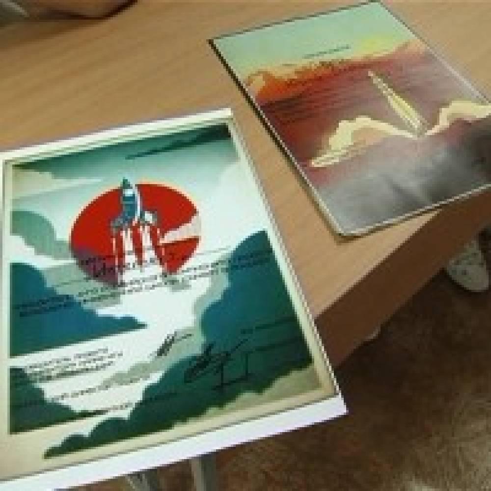 Юные феодосийцы выиграли первое место во всероссийском конкурсе начинающих конструкторов