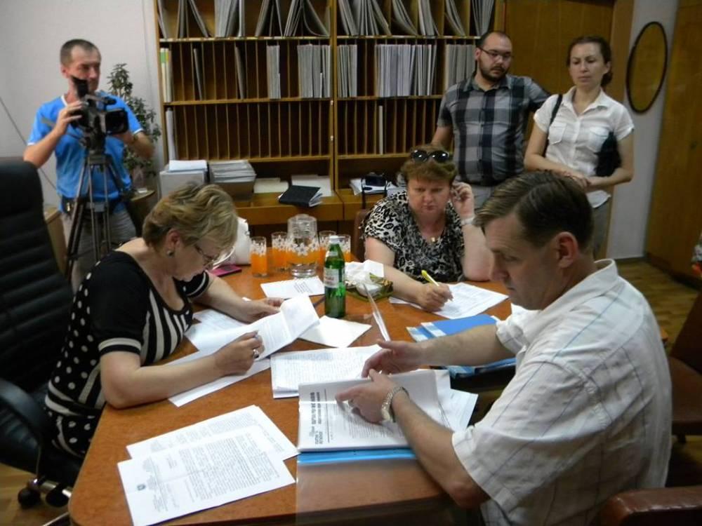 Личный прием граждан в Феодосии провела уполномоченная по правам человека
