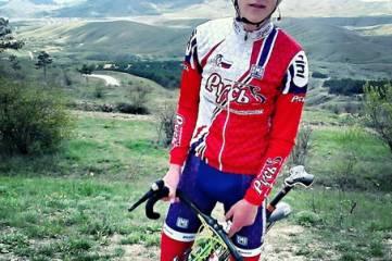 Феодосийский велосипедист одержал победу на Чемпионате Европы в Олимпийском виде программы