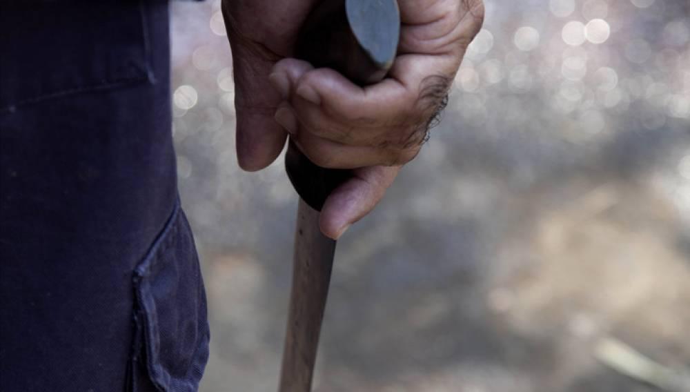В центре Феодосии убили мужчину