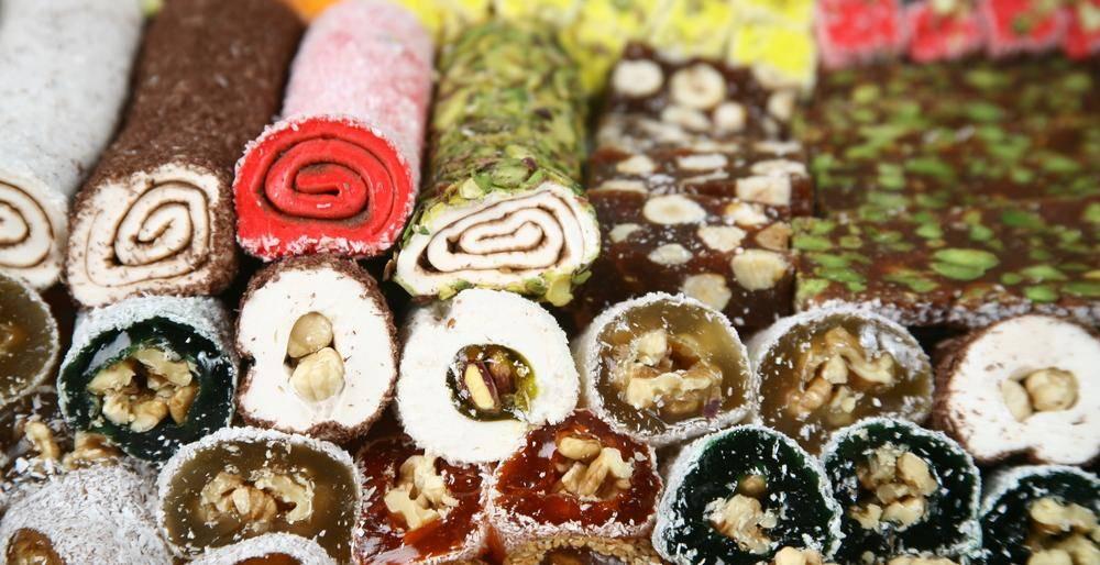 Крым - в первой тройке с самыми вкусными сладостями по мнению туристов