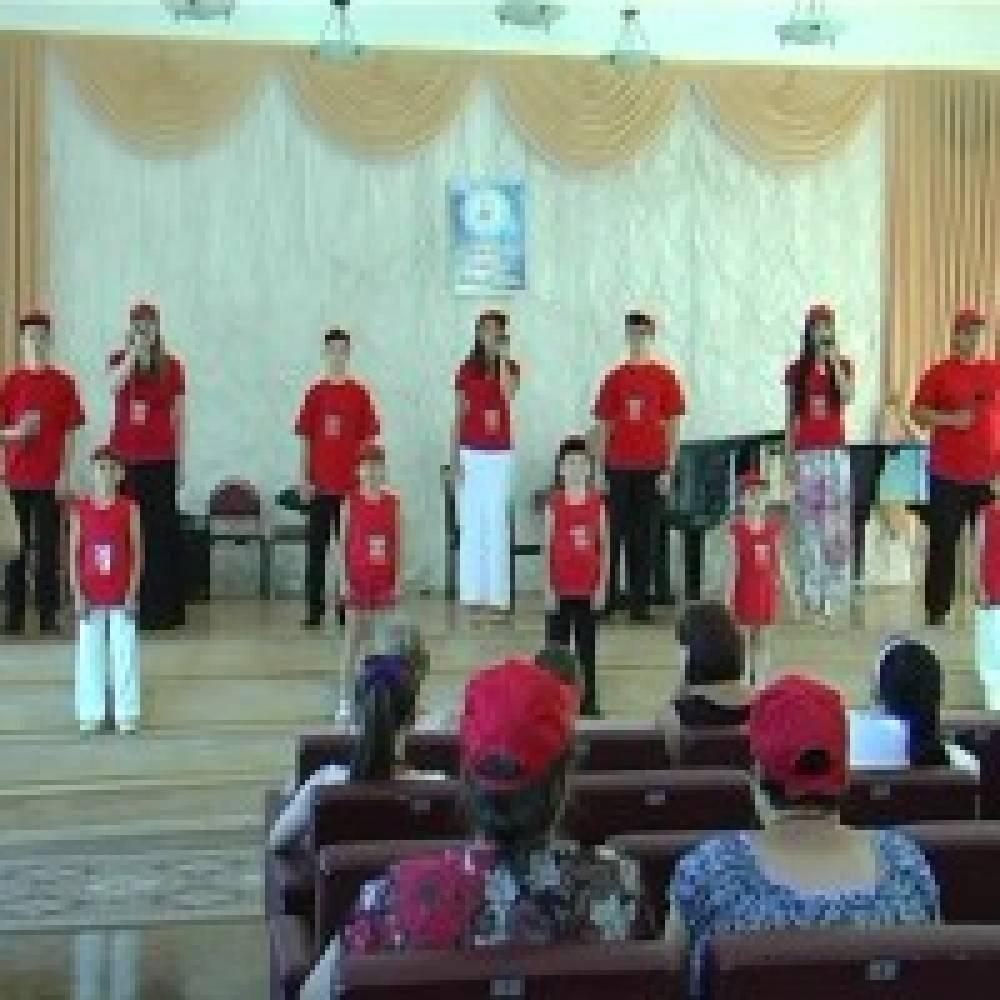 Гости из братского Ульяновска выступили на сцене первой городской музыкальной школы