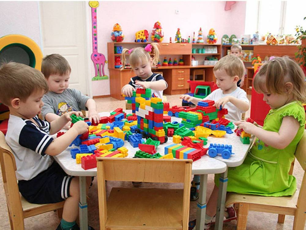 Как адаптироваться в детском саду