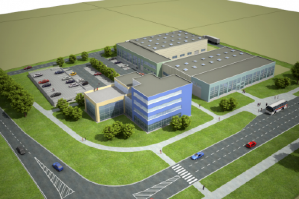 Индустриальный парк Феодосии построят на территории коньячного завода