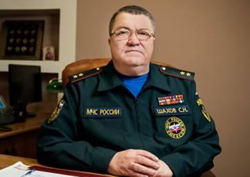 Сергей Шахов уволен с поста руководителя управления МЧС по Крыму