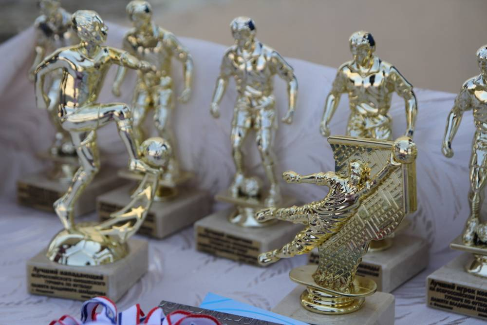 В Феодосии проходит Всероссийский турнир по футболу