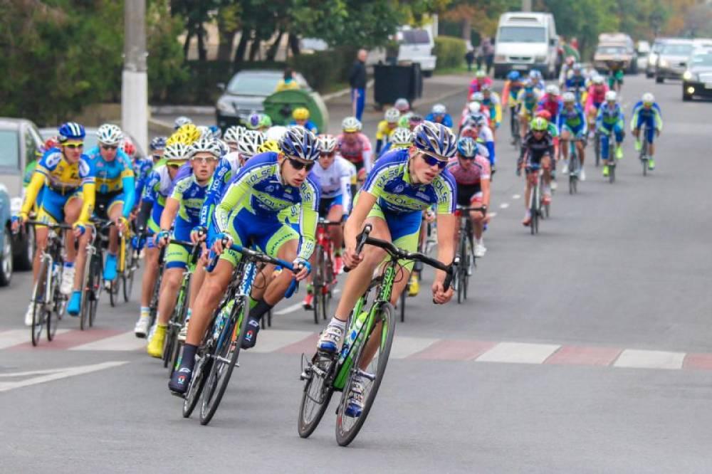 Пять дней велогонки в Феодосии