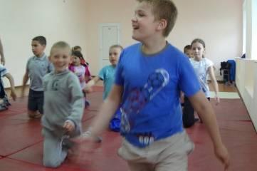В Феодосии состоялось открытое занятие по дзюдо (ФОТО)