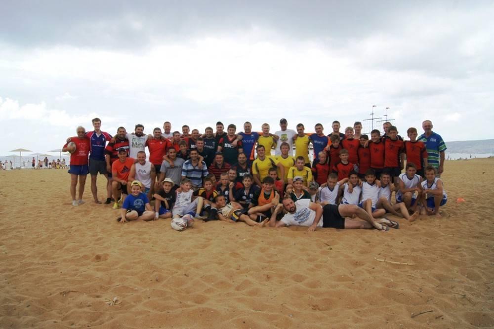 Феодосийская команда стала победителем чемпионата Крымского федерального округа по регби