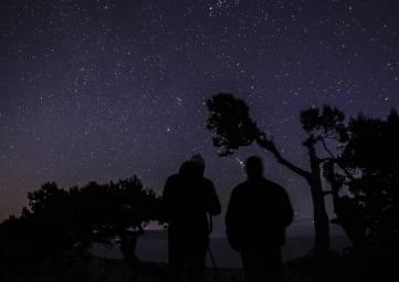 Астрофизики назвали лучшие места в Крыму для наблюдения за галактиками, туманностями и планетами