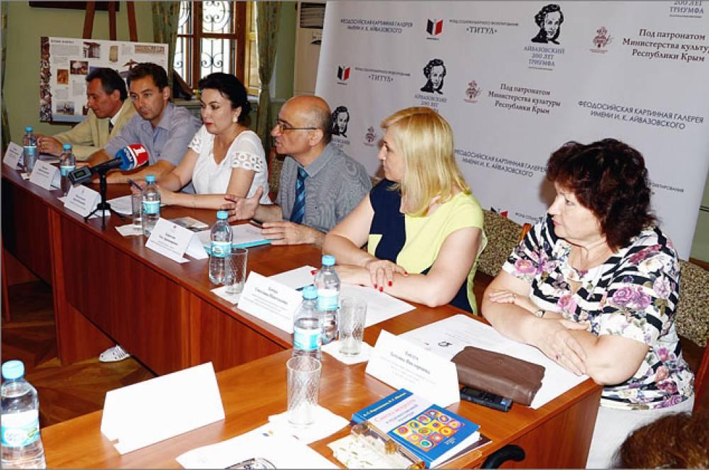 Празднование 200-летия со дня рождения Ивана Айвазовского станет событием мирового масштаба