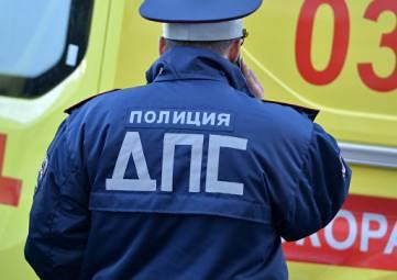 Девушка погибла в ДТП с иномаркой и пассажирским автобусом