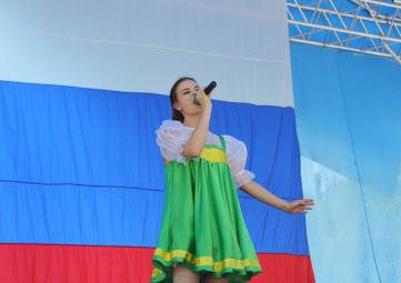Таланты Феодосии на День России